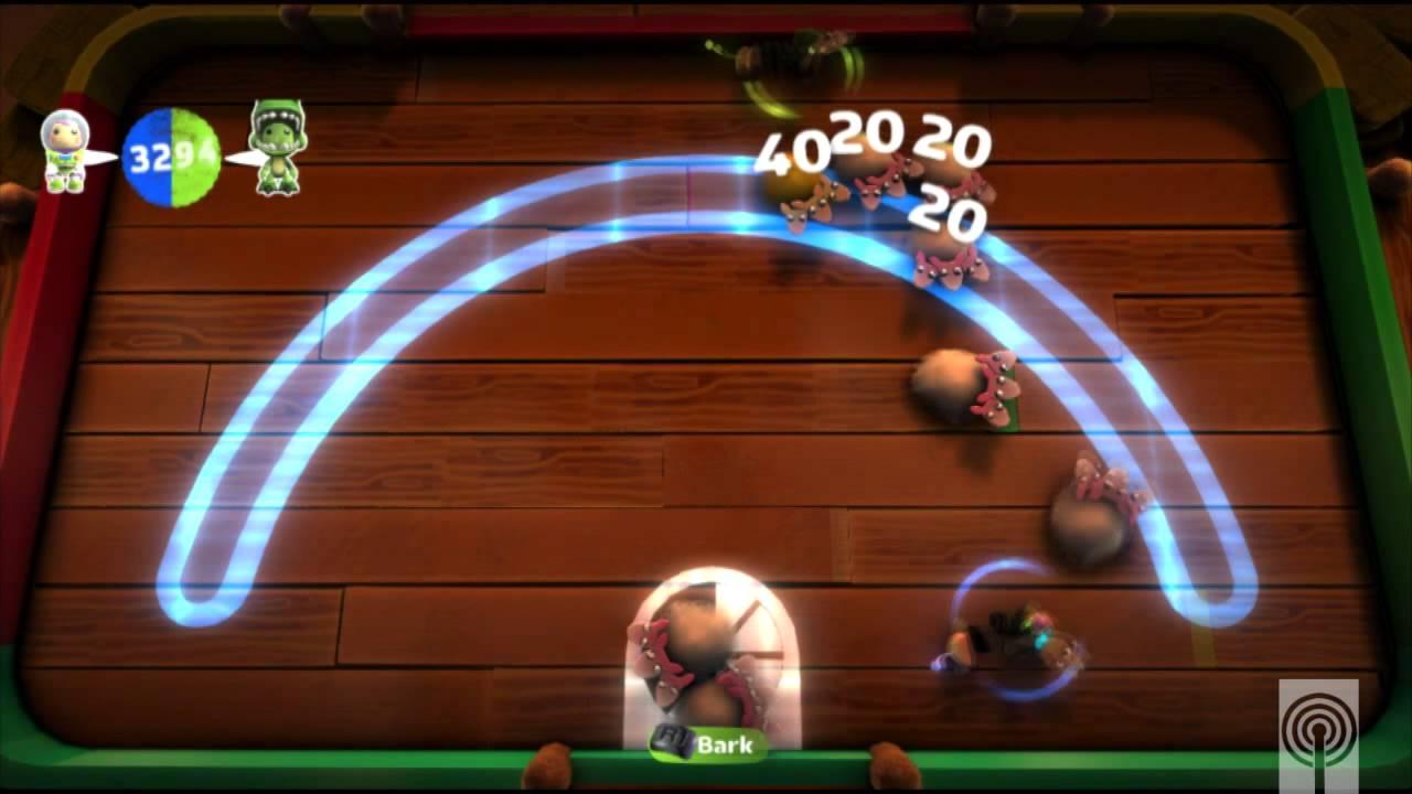 Littlebigplanet 2 Toy Story Level Kit Playthrough Pt 7 7
