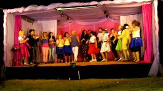 Final festa al camping de Tordera 2012.