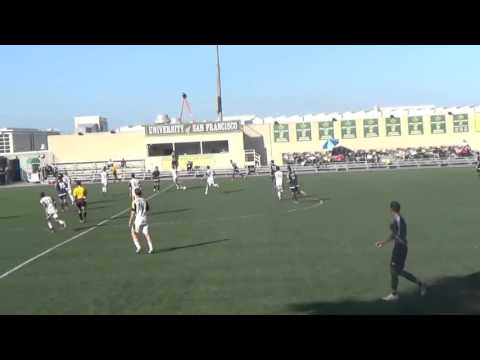 Roman Backs, Soccer Highlight Video, Sacred Heart Cathedral Preparatory High School, Class of 2016 2