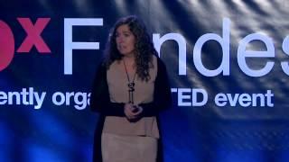 Soltar lastre: una gran forma de adaptarse a los cambios: Natalia Gómez at TEDxFundesem