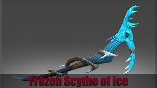 """Dota 2 Deleting """"Frozen Scythe of Ice"""" [Выпуск #14]"""
