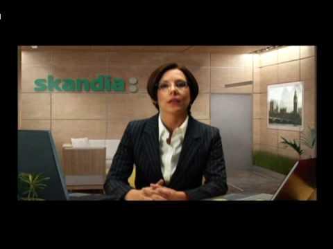 Comercial de Skandia