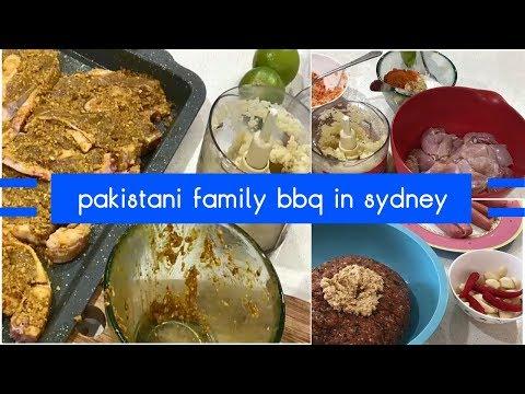 Home Vlog | Family BBQ Part 1