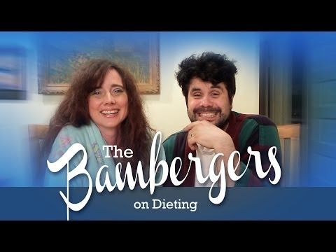 Extreme Super Dieting - The Bambergers // Rocketship Red Hyper Weight Loss Plan