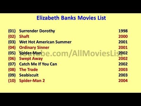 Elizabeth Banks Movies List YouTube