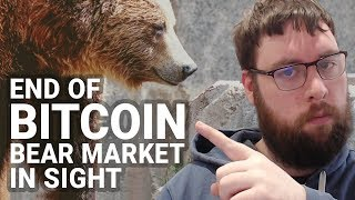 End Of Bitcoin Bear Market In Sight Here Is Why!!!