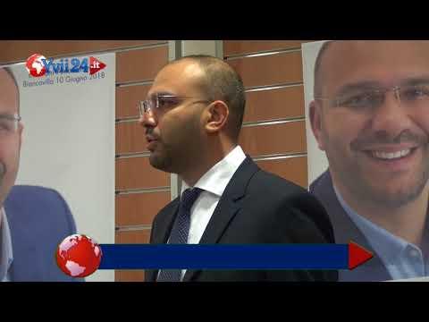 Biancavilla , ufficializzata la candidatura a sindaco di Antonio Bonanno - Yvii Tv 20-4-18