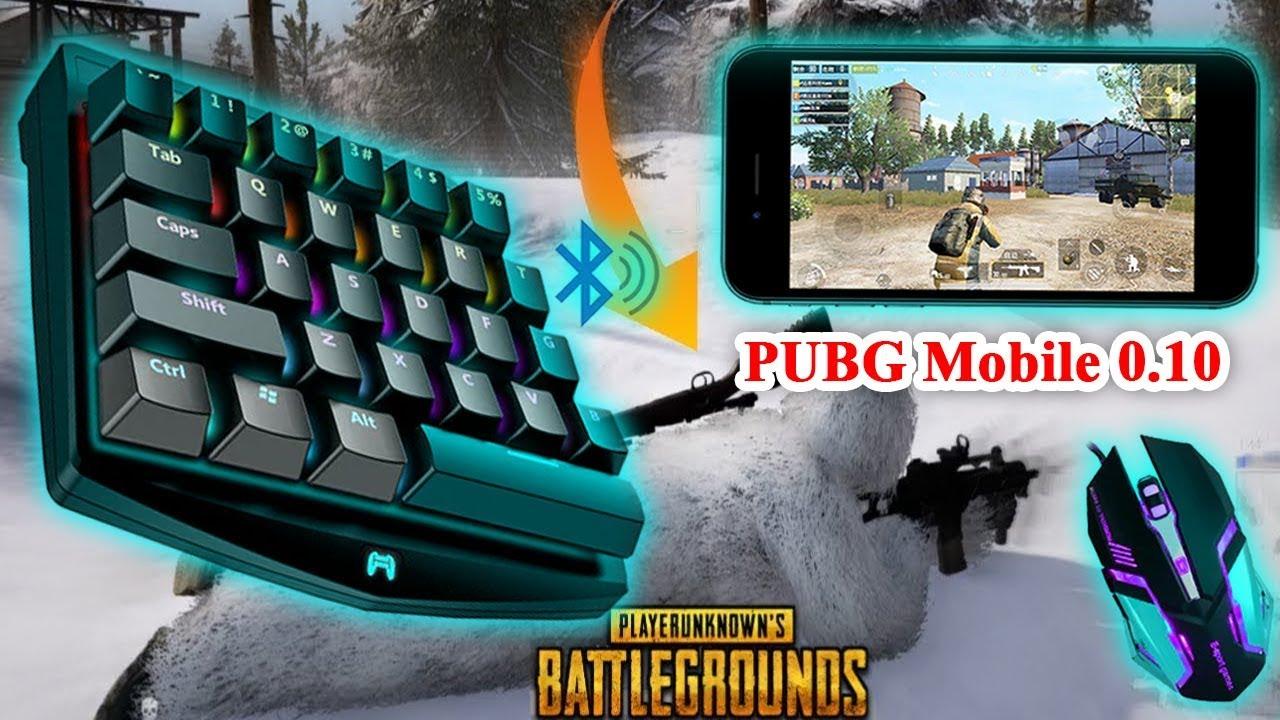 Chơi PUBG Mobile 0.10 Máp Tuyết Bằng Bàn Phím Chuột Trên IOS Ipad Iphone Với Handjoy k1 kmax 2 D3 K3