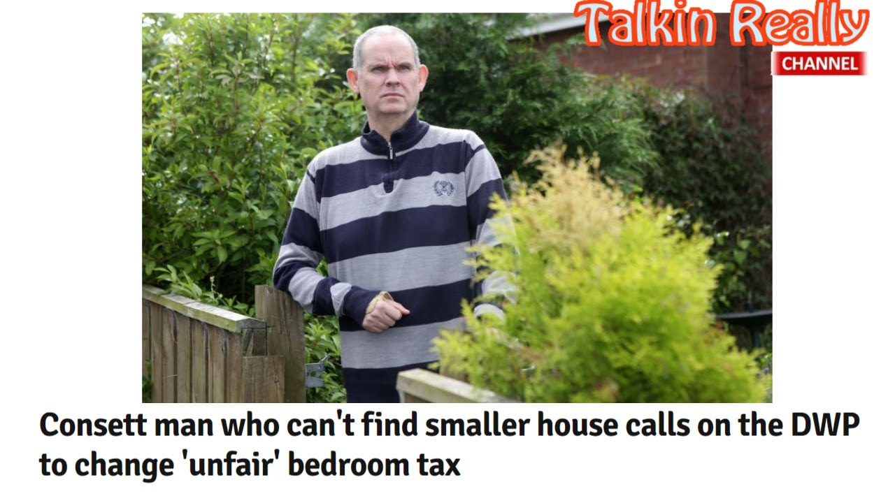 """Bedroom Tax deemed """"unfair""""... watch for reasons why"""