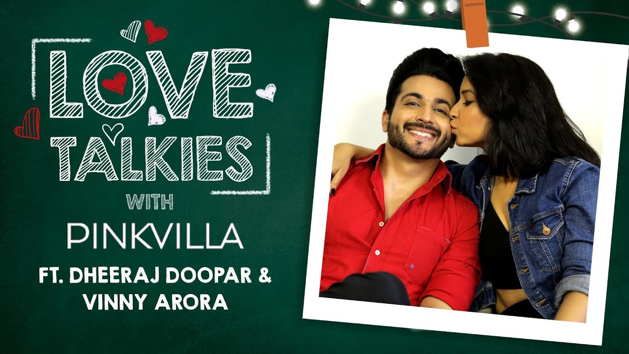 Kundali Bhagya fame Dheeraj Dhoopar and wife Vinny Arora are made for each other | Love Talkies