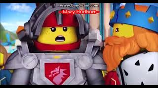Клип ~Love Me Like You Do~ LEGO NEXO KNIGHTS