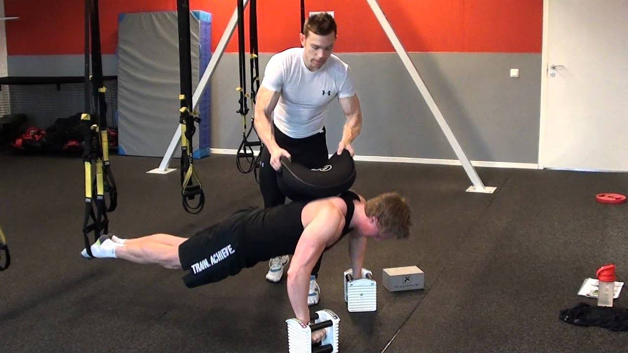 Image result for Suspended Pushup