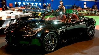 2013 Tauro V8 Spider New sport car from SPAIN