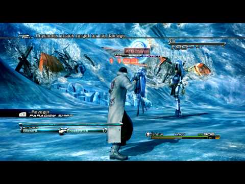 Final Fantasy XIII - Eidolon: Shiva