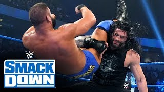 Roman Reigns vs. Robert Roode: SmackDown, Nov. 29, 2019