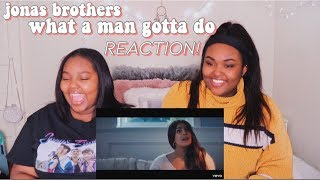 Download Lagu Jonas Brothers - What a Man Gotta Do REACTION MP3