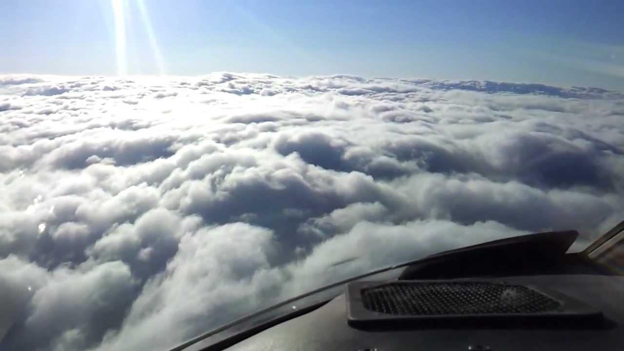 C560xls Cockpit Pilots Eye View Landing Belfast City