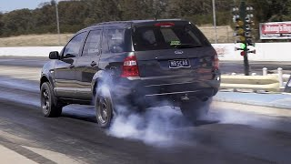 9-second AWD Ford Barra Territory by IMS