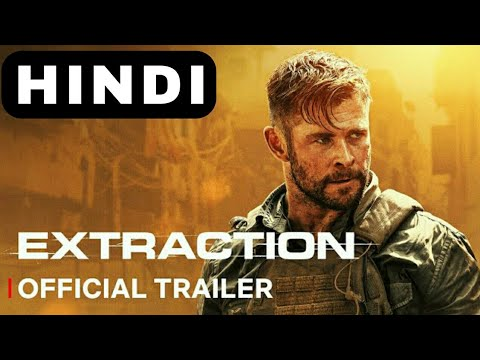 Extraction • Hindi Trailer 2020 • Chris Hemsworth Action Movie [HD]