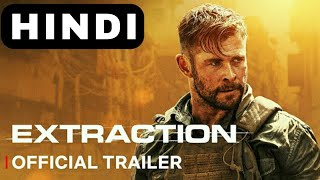 Extraction • Hindi Trailer 2020 • Chris Hemsworth Action Movie [HD]