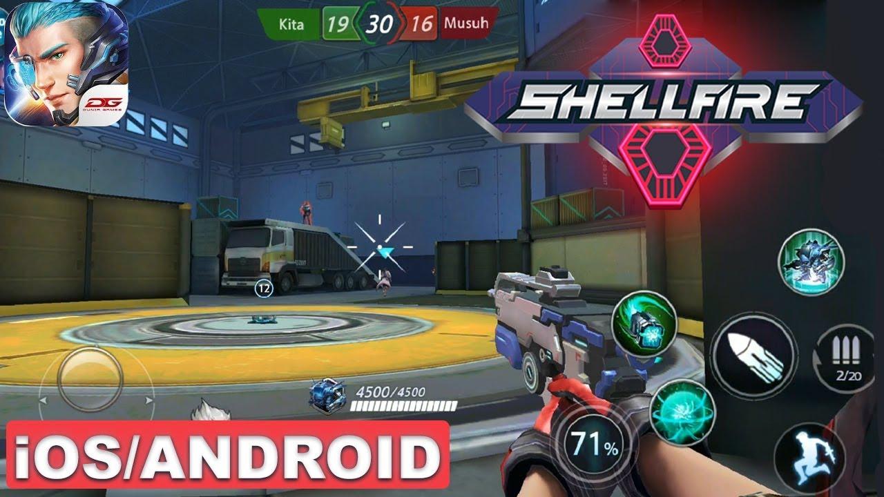 ShellFire – MOBA FPS Mod Apk v1 13 (Unlimited Money)