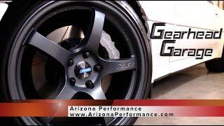 MK3 Supra   Arizona Performance Wilwood Big Brake Kit Install