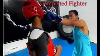 تعلم لكمات البوكسينج الاسطورية  مع نسر الكونغ فو   Boxing punch tutorial