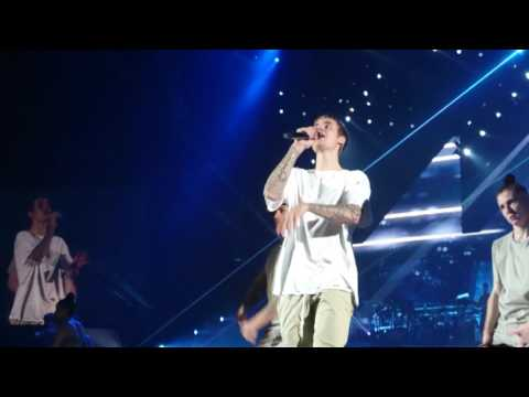 Justin Bieber - Let me love you (live @ dublin, Ireland)
