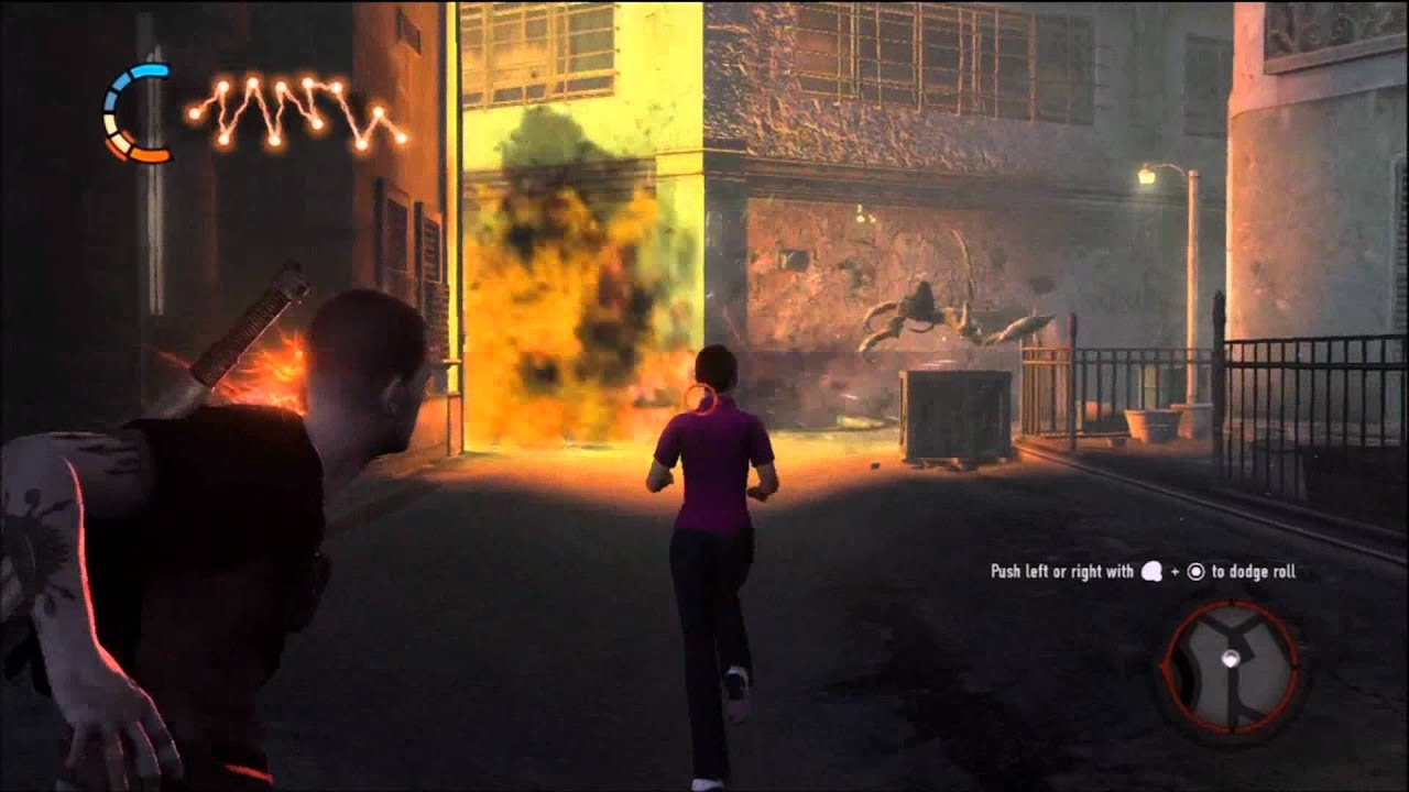 Infamous 2 - Download game PS3 PS4 RPCS3 PC free