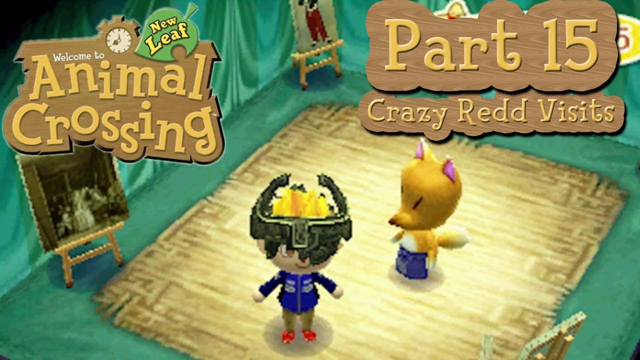 Crazy Redd's Paintings and Works of Art - Animal Crossing ...