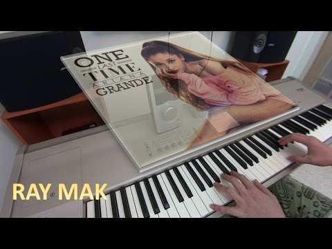 Ariana Grande - One Last Time Piano by Ray...