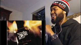 Eminem Story Telling.... | D12 - Revelation - Reaction
