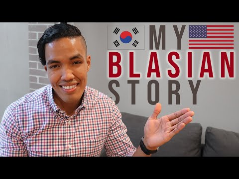 Being Half Korean and Black | My Blasian Mixed Race Experience | 한국 혼혈인