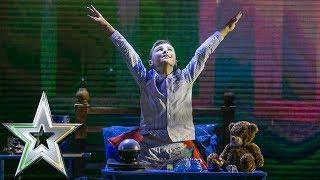 Fionn McMorrow dances his way to the final | Ireland's Got Talent 2019