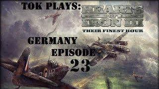 Tok plays HoI3 - Germany ep. 23 - Weserübung Nord