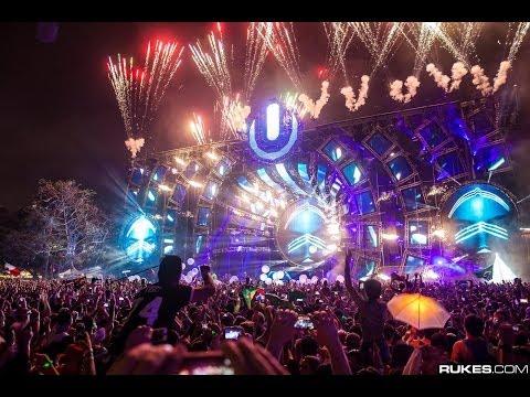 Deadmau5 Trolls Ultra Music Festival Mainstage with Martin Garrix Animals 2014