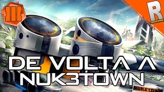 BLACK OPS 3 MULTIPLAYER - De volta a Nuk3town [PS4 PT-BR] ☜═㋡