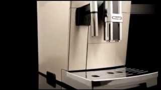 Кофемашина DeLonghi 26.455 PrimaDonna S.  Видео инструкция
