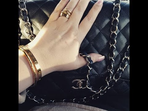 Chanel Cartier Van Cleef Hermes And LV! Let's All Chat About Them!