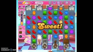 Candy Crush Level 1447 help w/audio tips, hints, tricks