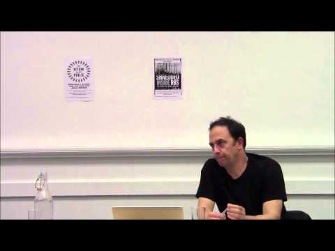 Economic Democracy and Public Ownership with Prof. Andrew Cumbers Part 3 Q&A 1