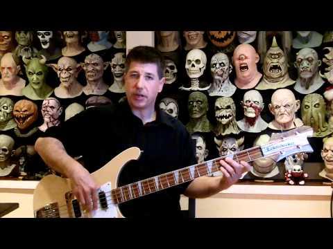 YYZ Bass Tutorial Part 1