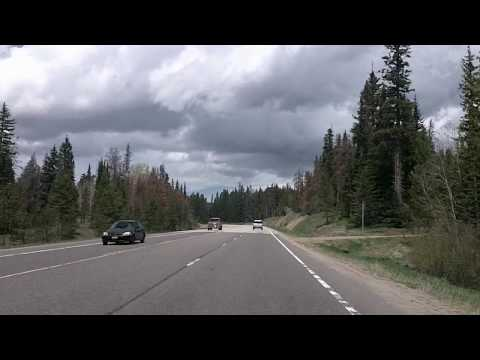 Northwest Colorado: Kremmling to Steamboat Springs Time Lapse