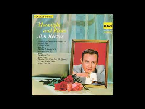 Jim Reeves - It's Only A Paper Moon 1964 Country Version