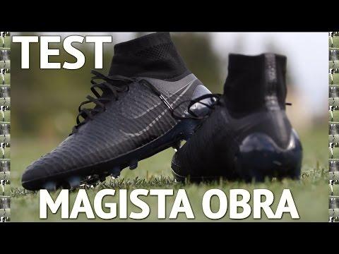 Nike Magista Obra FG Nike Academy Pack   Boot Test   Andrés Iniesta Cleats