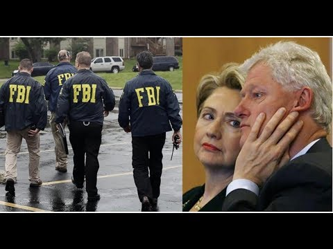 BREAKING NEWS FROM ARKANSAS! FBI AGENTS ARRIVED AND MOVE IN ON CLINTONS!