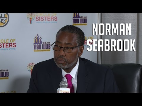 Norman Seabrook Talks The New York Prision System at Circle of Sisters Mp3