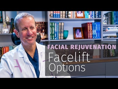 What Facelift Options Exist?