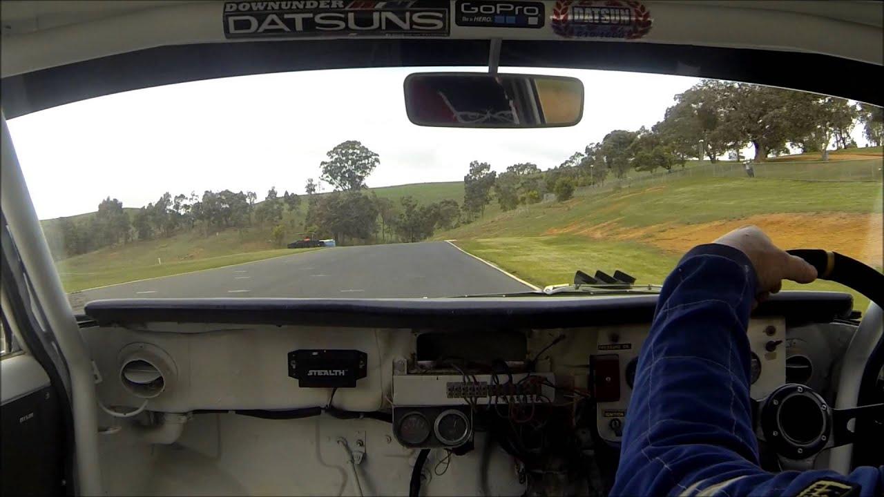 VHCC Broadford round 7 Datsun 1600/510