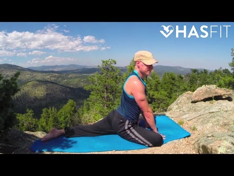 25 Min Total Body Yoga Stretch w/ Sean Vigue - Full Body Stretching Routine & Flexibility Exercises